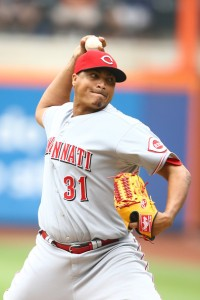Alfredo isn't wearing a Reds uniform this year because he makes a whole $5.5 million.