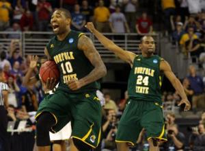 Norfolk State busted everyone's bracket back in 2012.